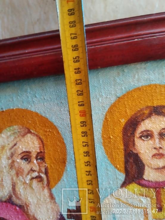 Икона Трех святителей, фото №7