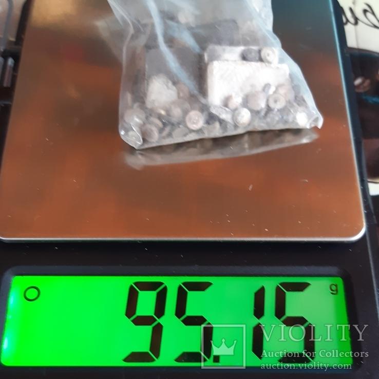 Лом серебра, фото №6