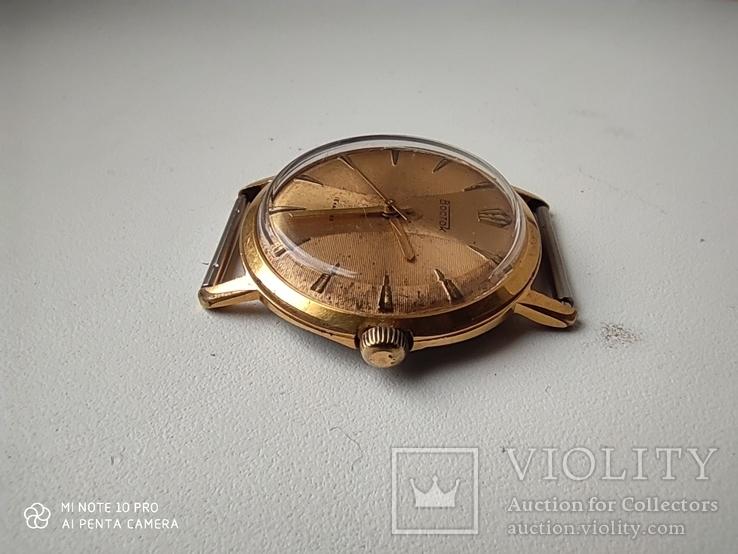 Часы Восток позолота Au20, фото №6