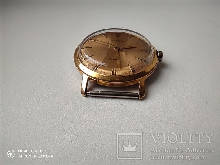 Часы Восток позолота Au20, фото №9