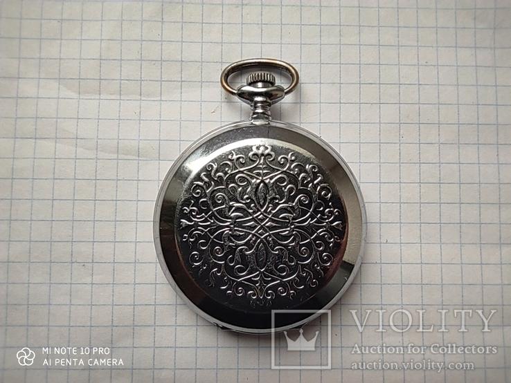 Часы карманные Молния, фото №13