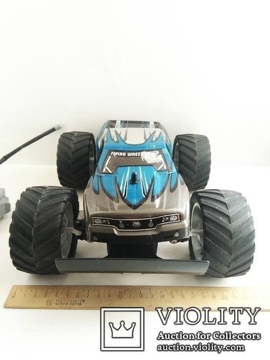 Машинка на Р/У маштаб 1:14, фото №4