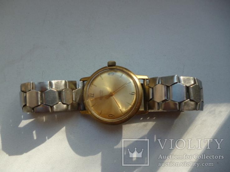 Часы Восток плоские аu-12.5., фото №3