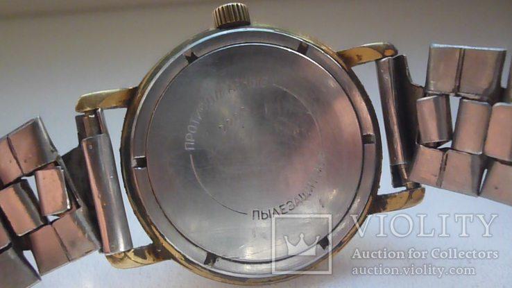 Часы Восток плоские аu-12.5., фото №13