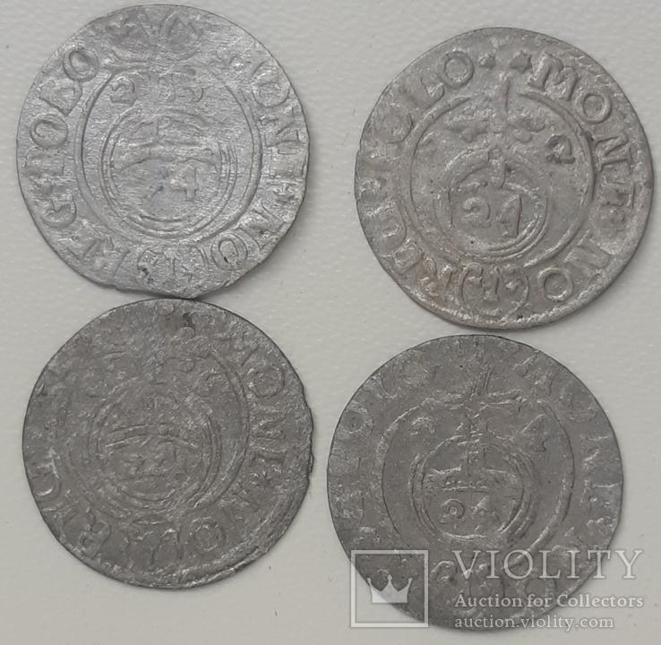 Монеты Сигизмунда lll, фото №2