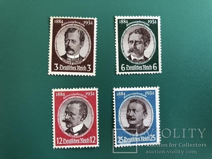 30 июня 1934 года. 50-летие Германской колониальной империи., фото №2