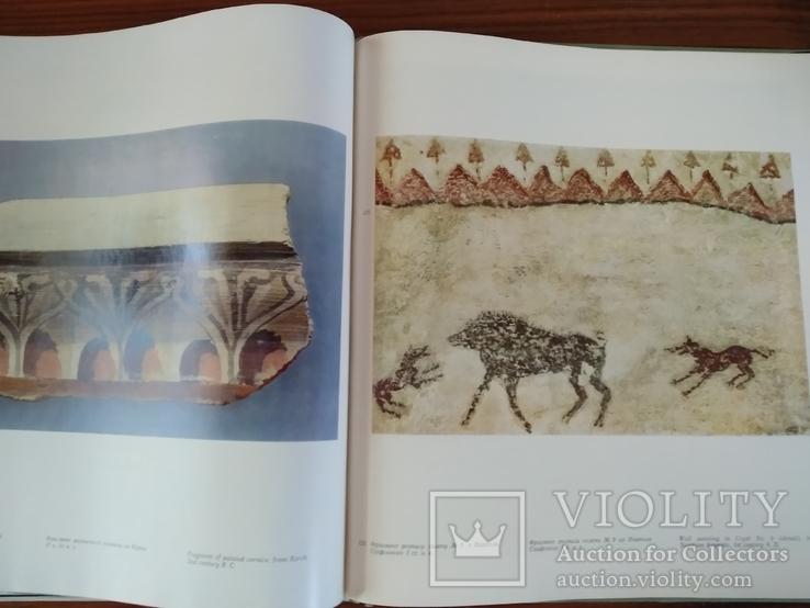 Альбом античное искусство, издательство мистецтво Киев 1977 год, фото №4