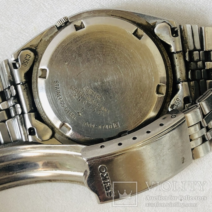 Часы Seiko/Сейко, фото №5