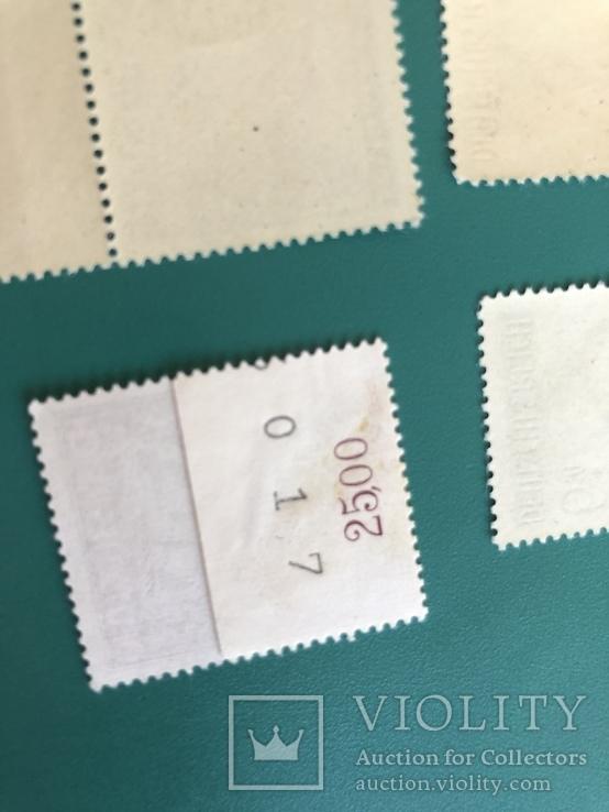 Серии марок рейха, фото №7