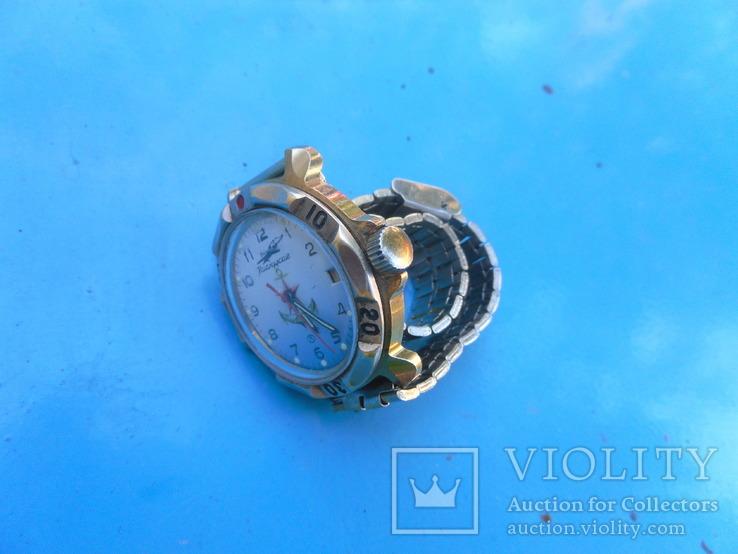 Часы,командирские,с браслетом на увереном ходу,, фото №7