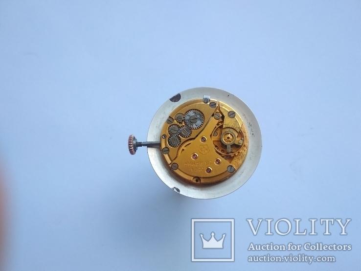 Оригинальный циферблат, механизм на золотые Полет 1МЧЗ, фото №7