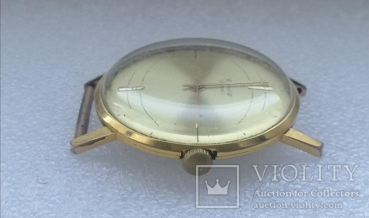 Часы Ракета Атом au 20, мех 2209, СССР, фото №4