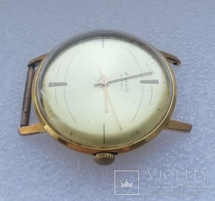 Часы Ракета Атом au 20, мех 2209, СССР, фото №8