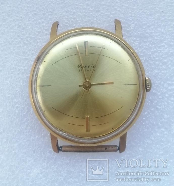 Часы Ракета Атом au 20, мех 2209, СССР, фото №9