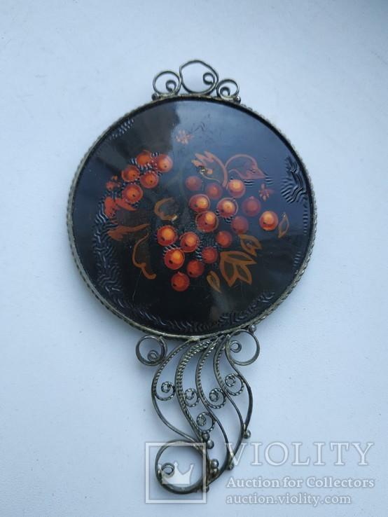 Зеркальце скань, фото №3