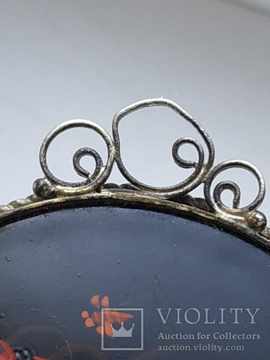 Зеркальце скань, фото №6