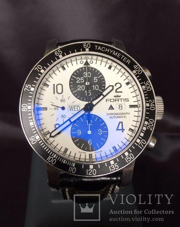 Часы Хронографы ( Fortis Швейцария)