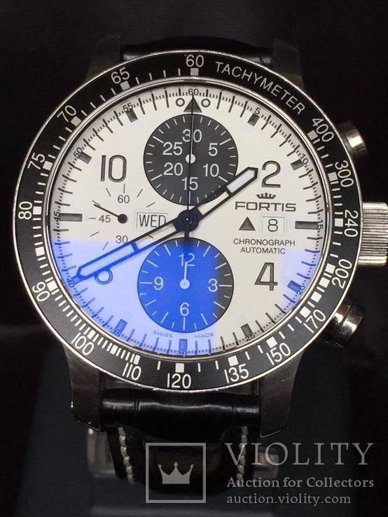 Часы Хронографы ( Fortis Швейцария), фото №7