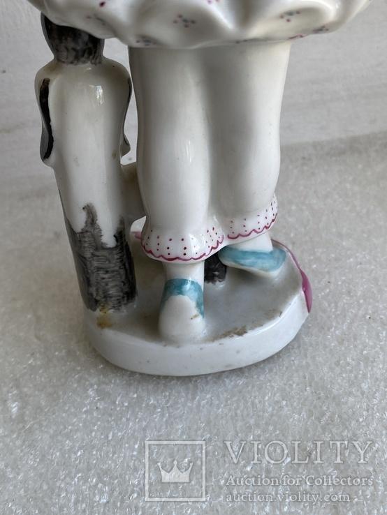 Статуэтка Мальвина Киевский фарфоровый завод, фото №7