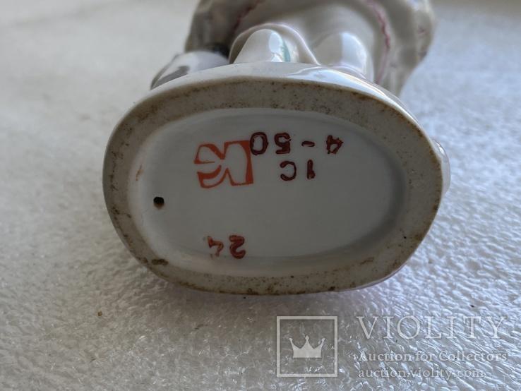 Статуэтка Мальвина Киевский фарфоровый завод, фото №10