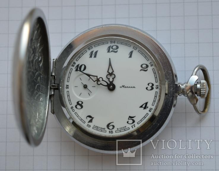Часы Молния 18 камней на ходу, фото №2