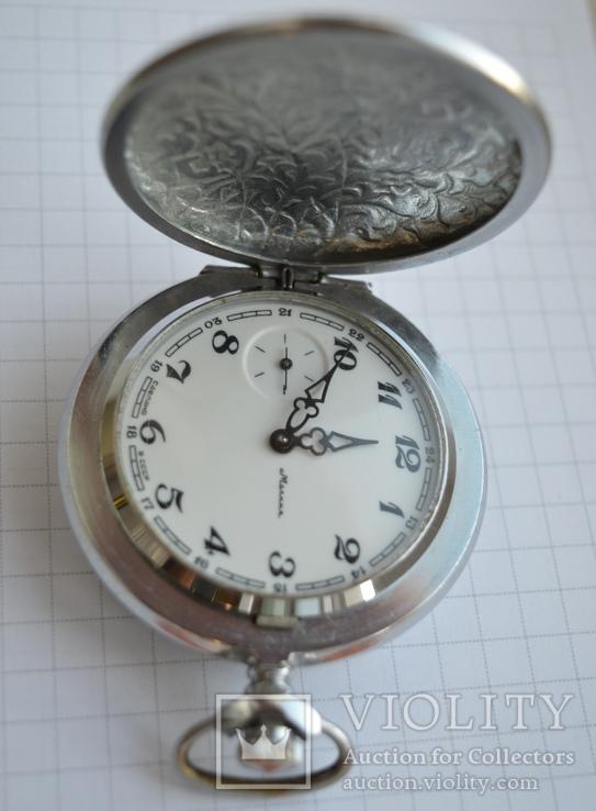 Часы Молния 18 камней на ходу, фото №6