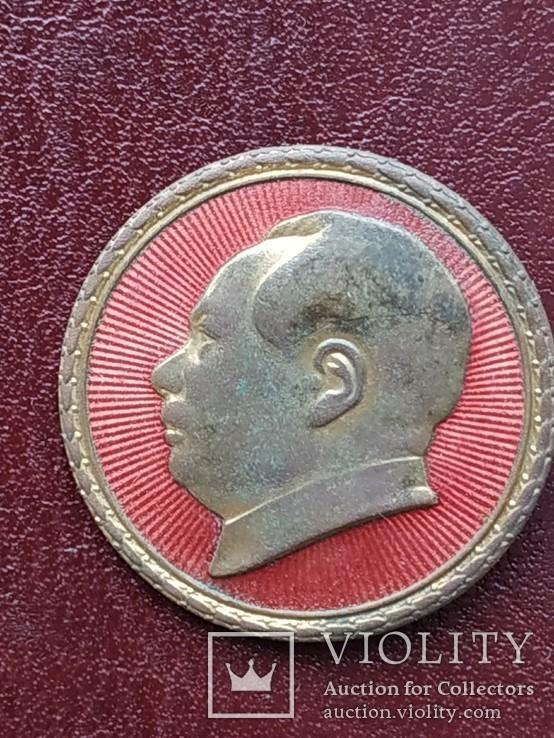 Знак Мао Цзедун, фото №2