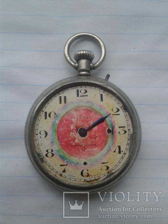 Карманные часы Longines, фото №2