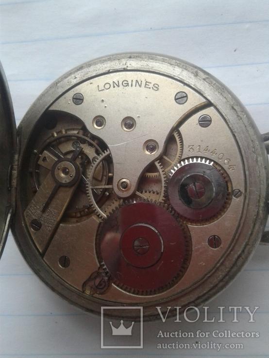 Карманные часы Longines, фото №5