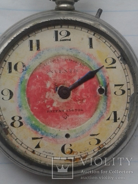 Карманные часы Longines, фото №8