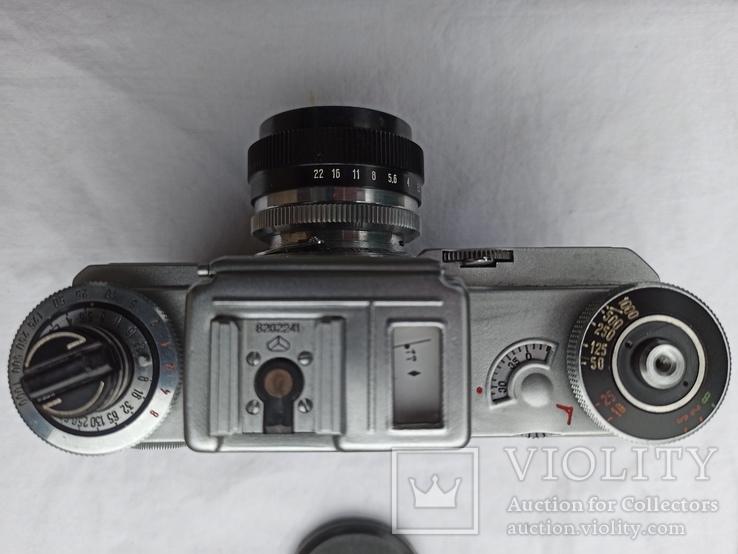 "Фотоапарат "" Киев"" ""KHIEV"". "" Гелиос -103., фото №9"