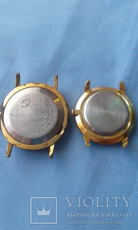 Часы наручные Полет AU20 и ЧайкаAU10, 2 шт. одним лотом., фото №6