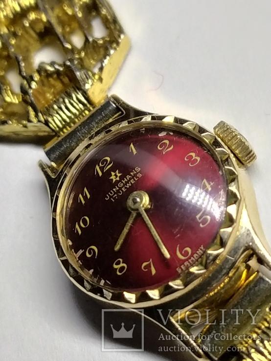 Часы женские марки Junghans., фото №2