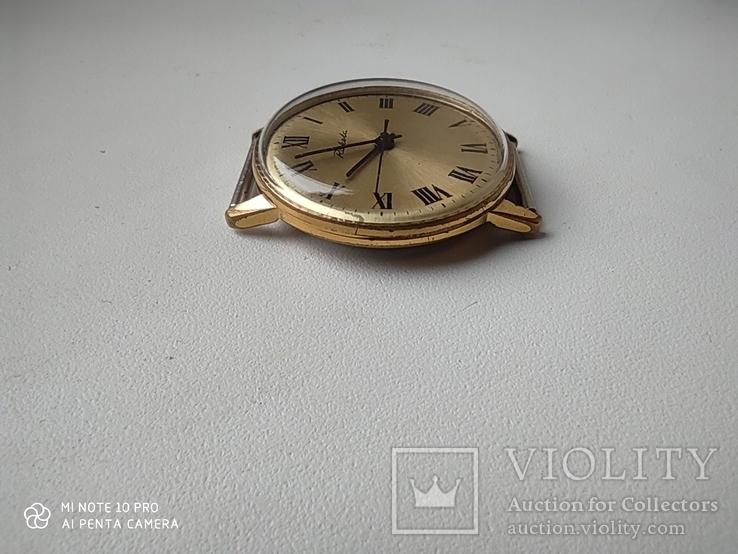 Часы Ракета  позолота Au5, фото №8