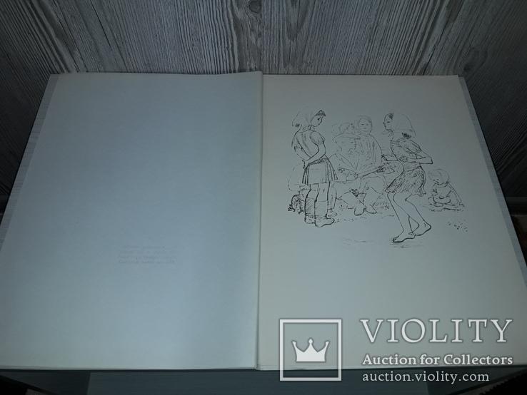 10 литографий А.Н. Якобсон 500 нумерованных экземпляров, фото №12