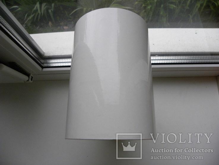 Пленка самоклеющаяся , белая,  39 метров , ширина 140 мм, фото №2