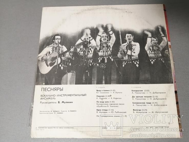 Пластинка Песняры, фото №3