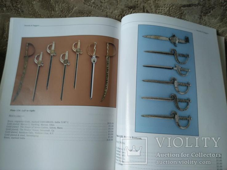 Ножи для бумаг. Каталог с ценами. Collector's Guide to Letter Openers, фото №9