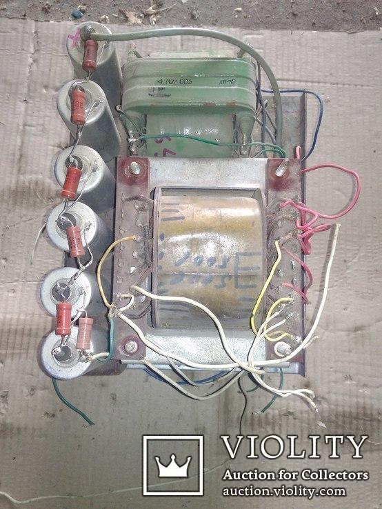 Трансформатор с усилителя, фото №2