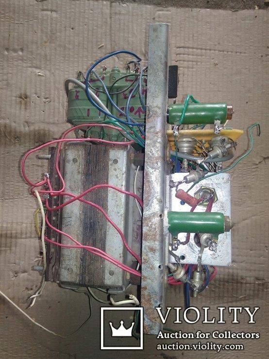 Трансформатор с усилителя, фото №3