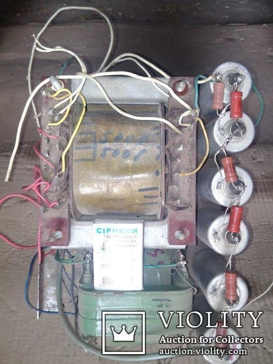 Трансформатор с усилителя, фото №5