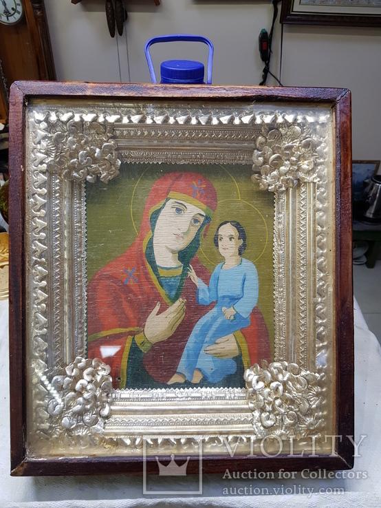 Икона Матерь Божья, фото №2