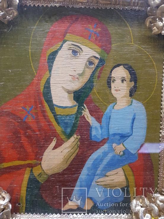 Икона Матерь Божья, фото №6