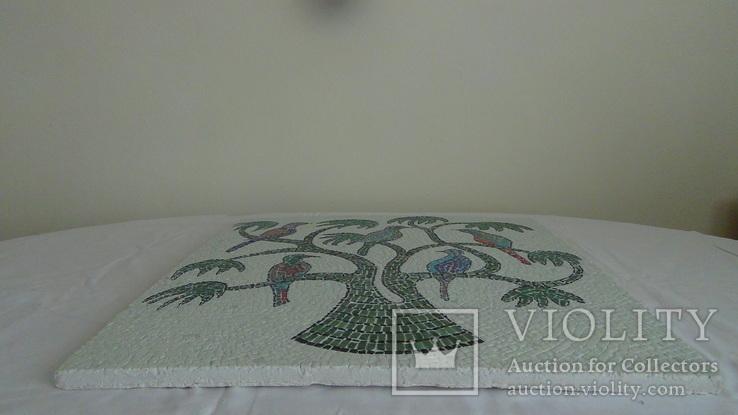 Мозаїка  казкове дерево 445х480мм, фото №10