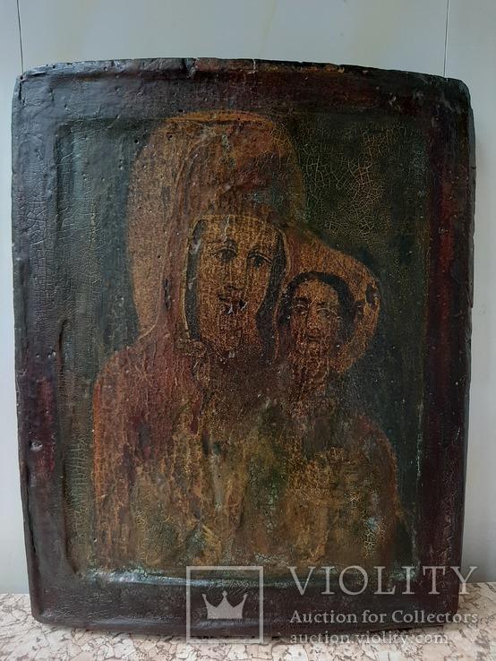 Икона ковчег 18 в, фото №3