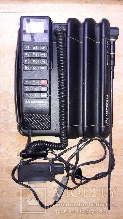 Первый в Украине мобильный Телефон Мotorola Аssociate 2000, фото №2