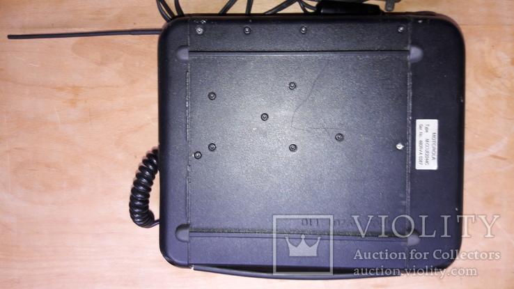 Первый в Украине мобильный Телефон Мotorola Аssociate 2000, фото №3