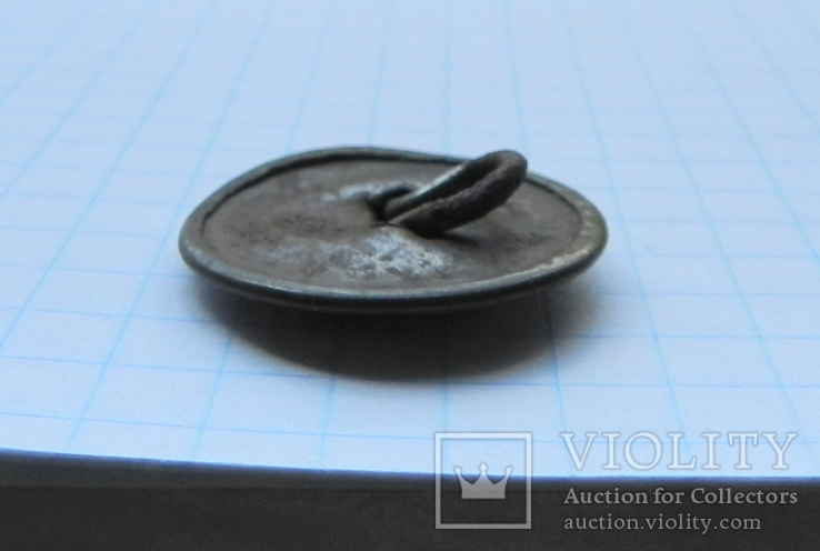 Пуговица на шинель, китель 40-е, фото №7