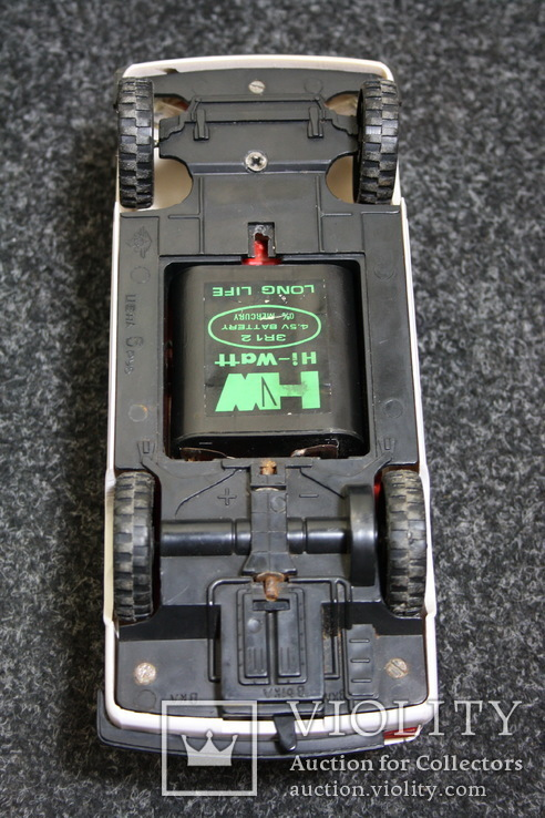 Запорожец большой электро-механический, фото №9
