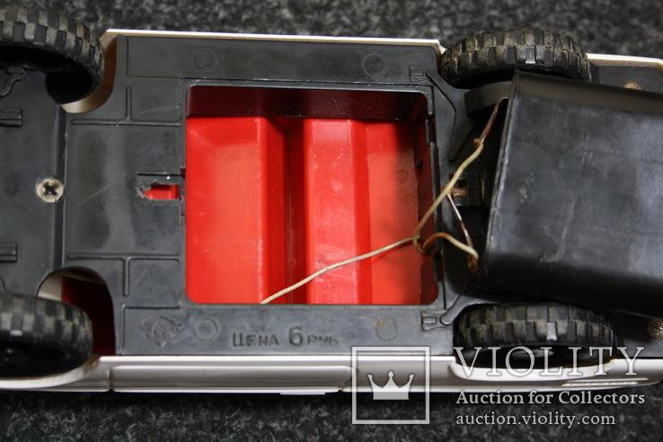 Запорожец большой электро-механический, фото №11